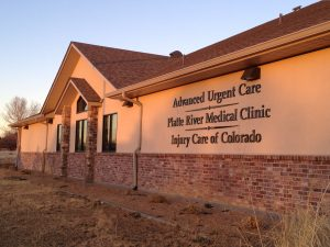 platte river medical sign