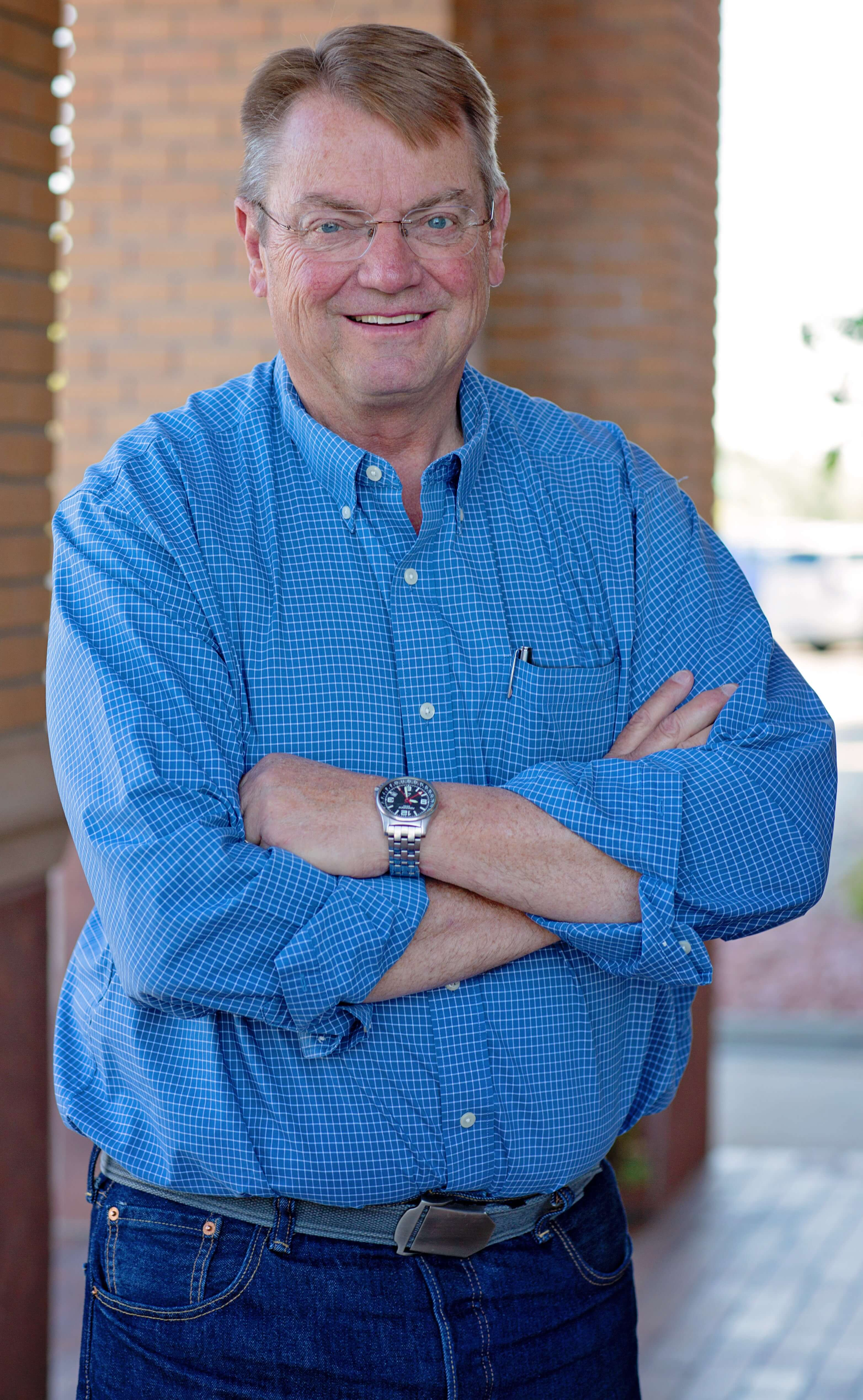 Dr. Tony Euser