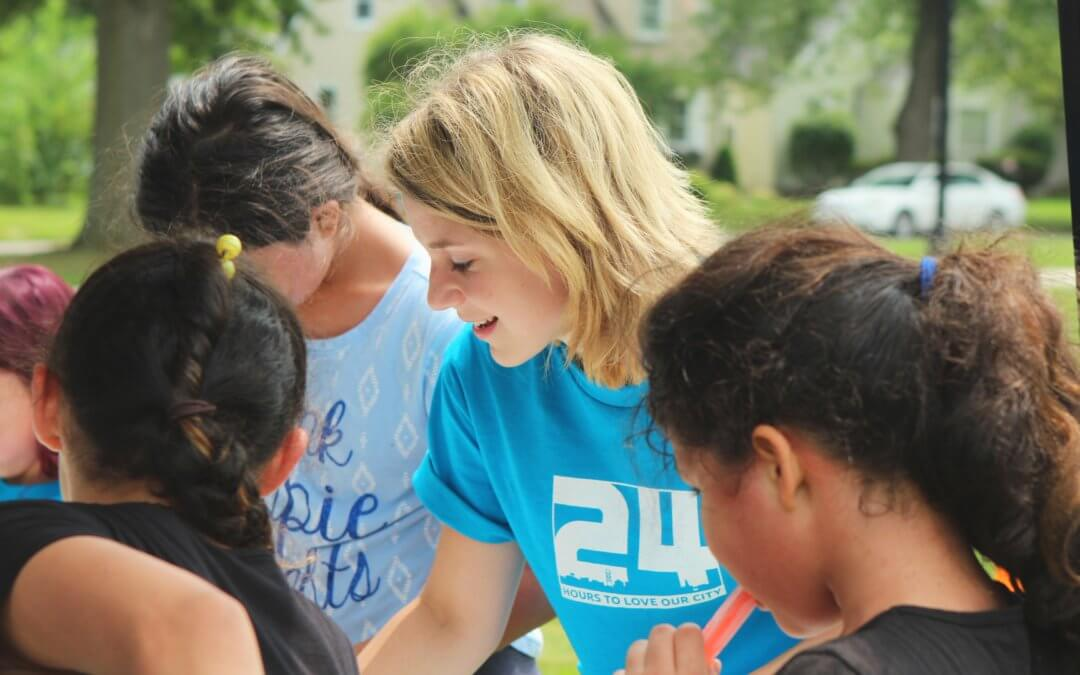 Volunteering (Why It's Good For Your Health)